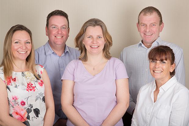 Whittock team