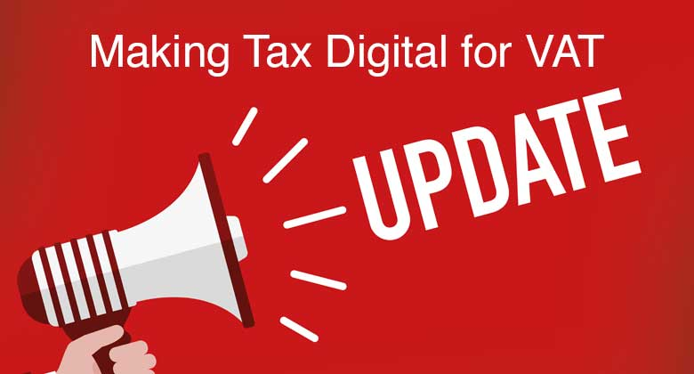 Making Tax Digital for VAT – Update
