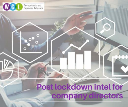 Post-lockdown Intel for Company Directors